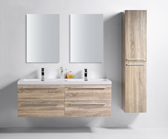 Vanité Sofia 57po - Wheat Salle de bains Pinterest