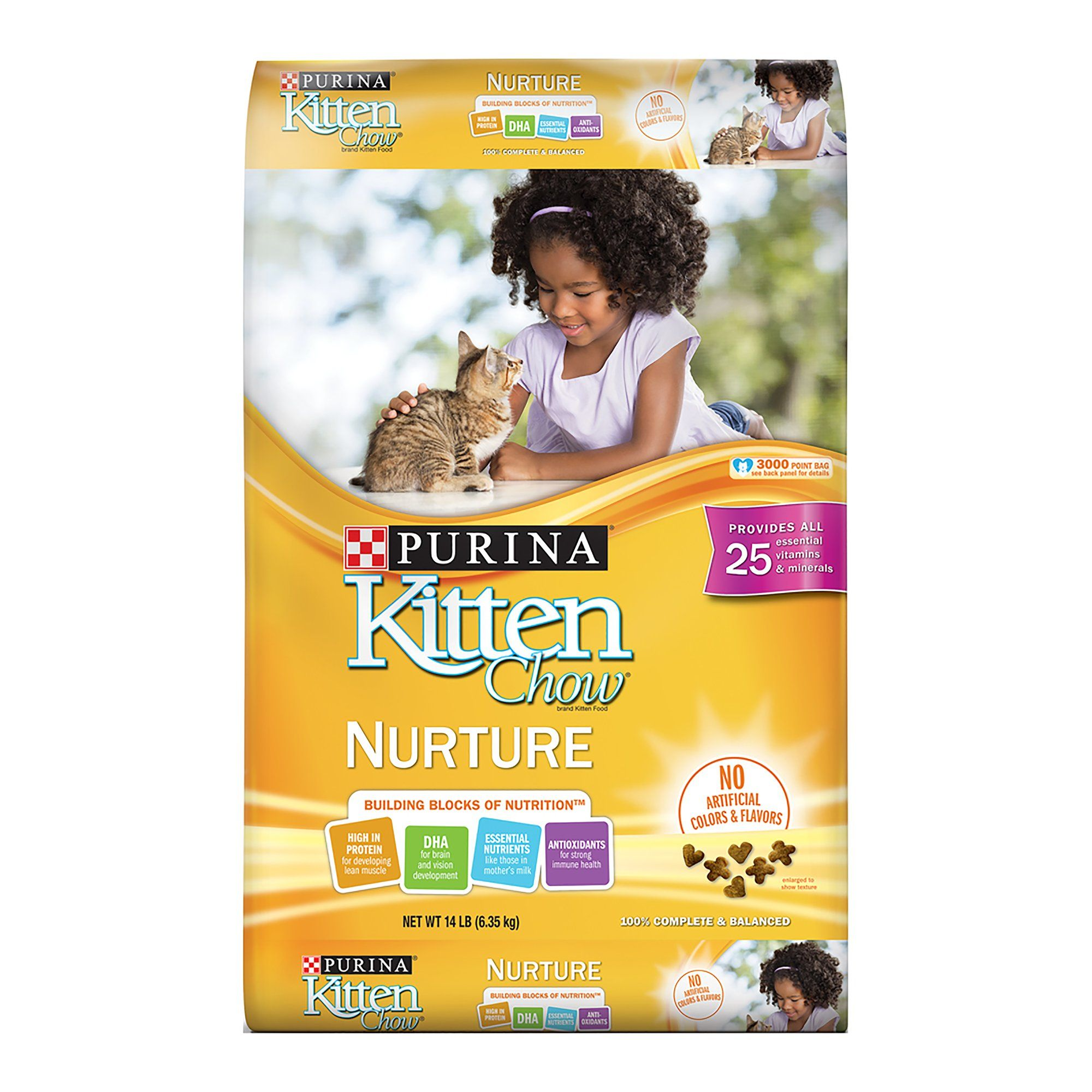 Pin By Francyne Gasch On New Furry Kid Supplies Dry Cat Food Kitten Food Purina