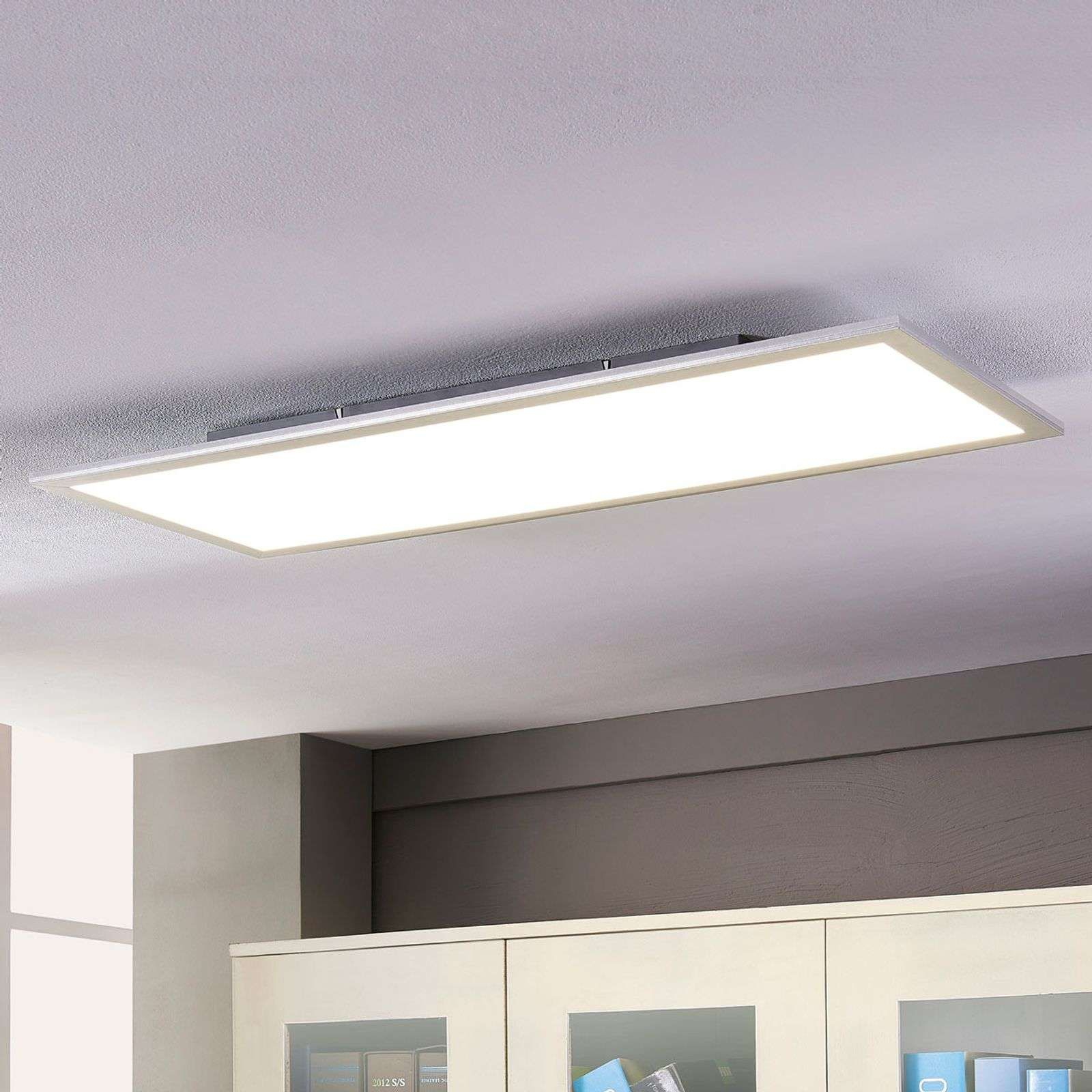 Felle Led Plafondlamp Livel Van Lampenwelt Com In 2020 Led Panel Led Ceiling Ceiling Lights