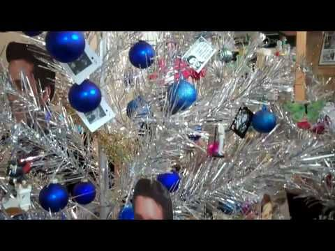 A T O M The World S Only Vintage Aluminum Tree Museum Christmas