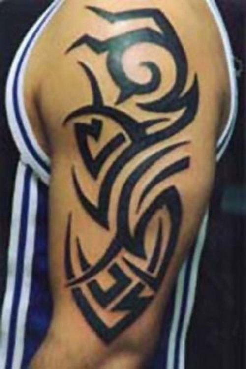 Best Arm Tribal Tattoo Designs For Men Tribal Arm Tattoos For Men Tribal Arm Tattoos Tribal Arm Tattoos For Men Arm Tattoos For Guys