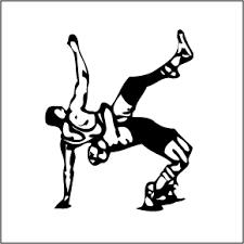 High School Wrestling Clipart Google Search Silhouette Clip Art Wrestling Tattoos Wrestling