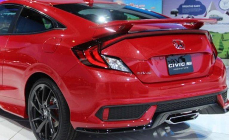 Honda Usa Cars >> 2021 Honda Civic Si Series Turbo Redesign Reviews Honda