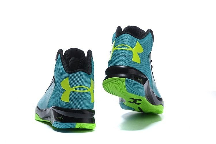 watch 96e40 c103f ... coupon code for mens under armour ua micro g torch basketball shoes  green black lime 53520