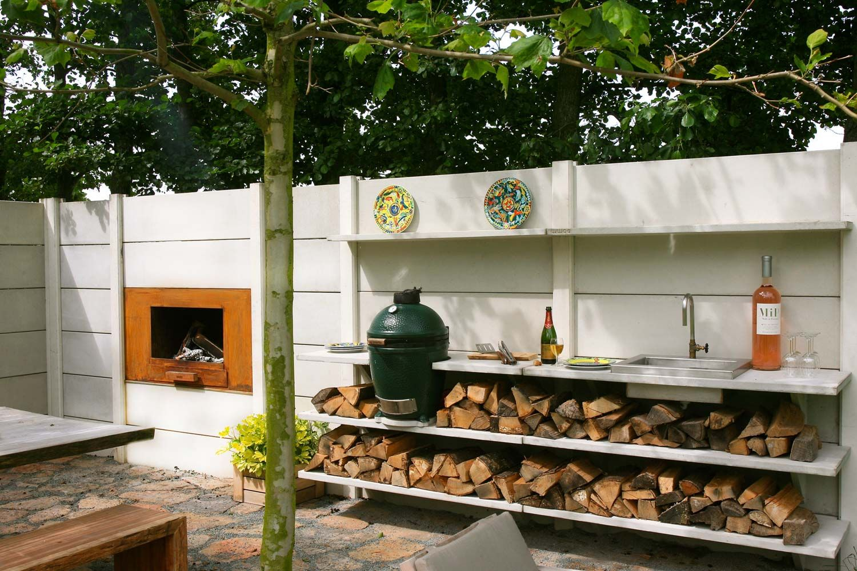 Wwoo buitenkeuken tuintuin deco maison et jardin