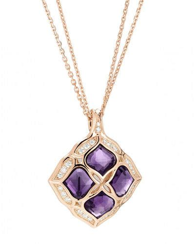 27f23f38d4daf Imperiale Amethyst Pendant Necklace with Diamonds in 2019 | Jewelry ...