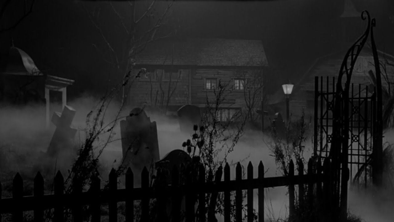 City of the dead 1960 horror movie starring christopher