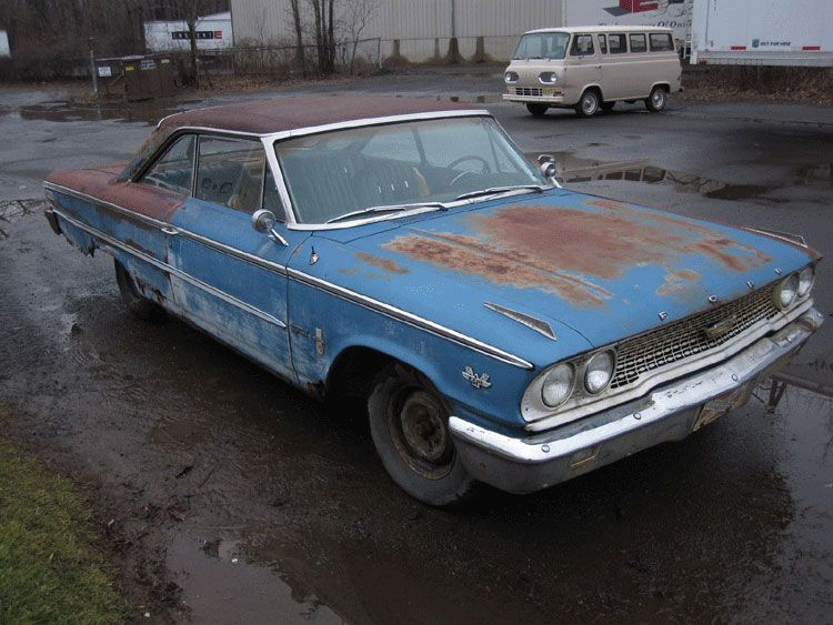 1963 Ford Galaxie 500xl 2dr Hdtp For Sale Hemmings Motor News A