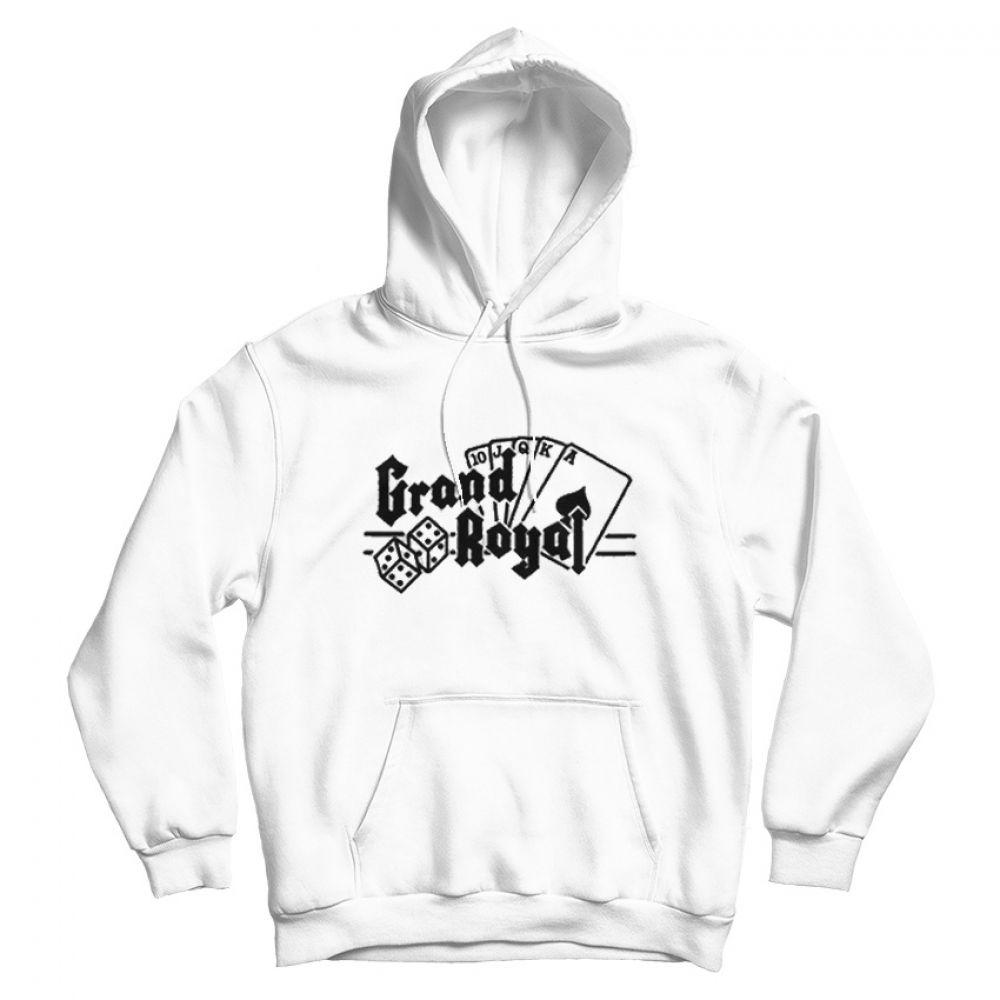 Grand Royal Record Label Beastie Boys Hip Hop Hoodie In