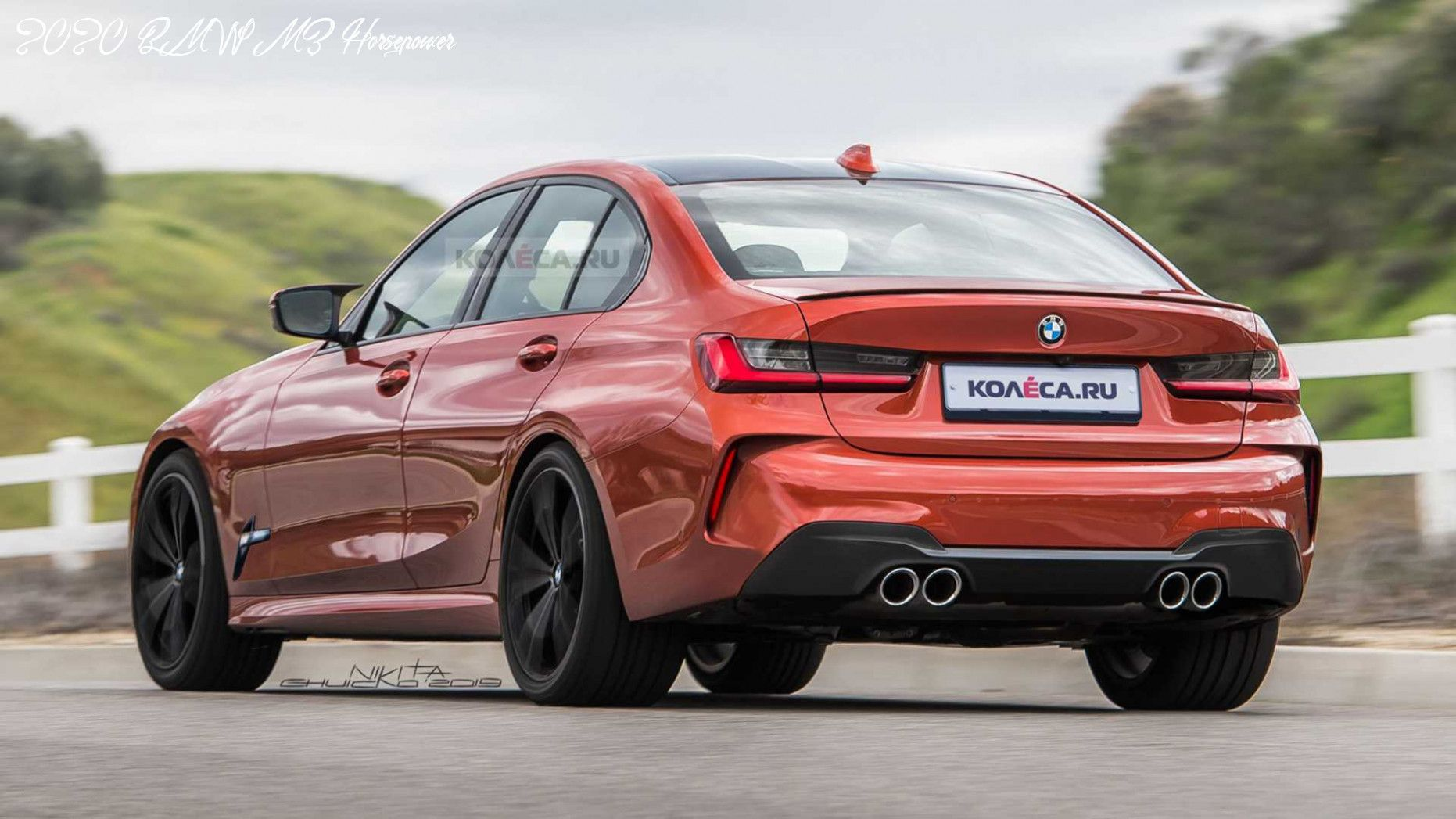 2020 Bmw M3 Horsepower Price And Review In 2020 Bmw M3 New Bmw Bmw