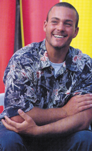 Live Like Jay Moriarity- Love this guy (; if you don't ...Jay Moriarity Famous Picture