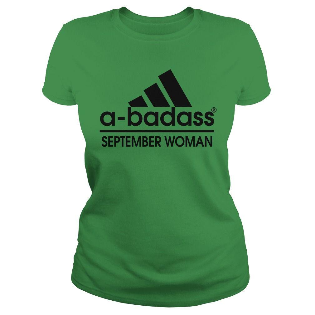 9eb4ad9e63691 A-badass September Woman  A-badass Woman  Woman  September  September Woman   A-badass September. Month t-shirts
