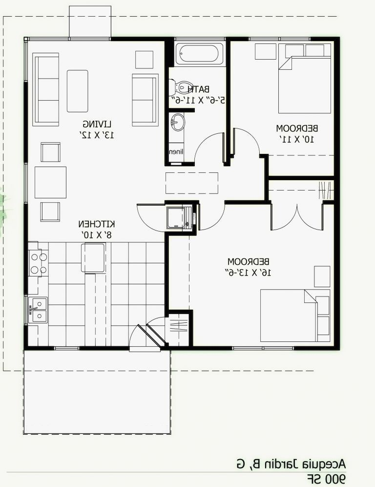 600 Sq Ft House Plans Kerala Unique 61 Fresh 650 Square Feet 2 Bedroom Beautiful 600 Square Feet Of 600 Sq In 2020 1200sq Ft House Plans Small House Plans House Plans