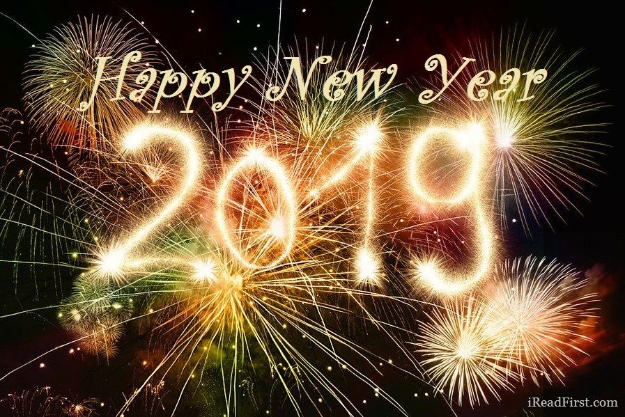 Happy New Year everyone .. have a better year than the