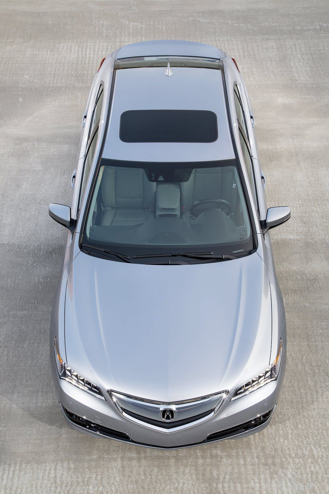 2016 Acura Tlx Dimensions And Capacities Luther Bloomington Acura