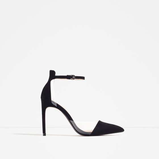 abb065c908e ZARA - WOMAN - VINYL D ORSAY SHOES