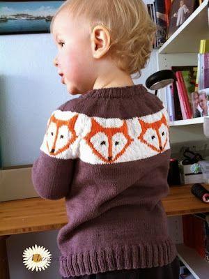 fox sweater                                                                                                                                                                                 Mehr