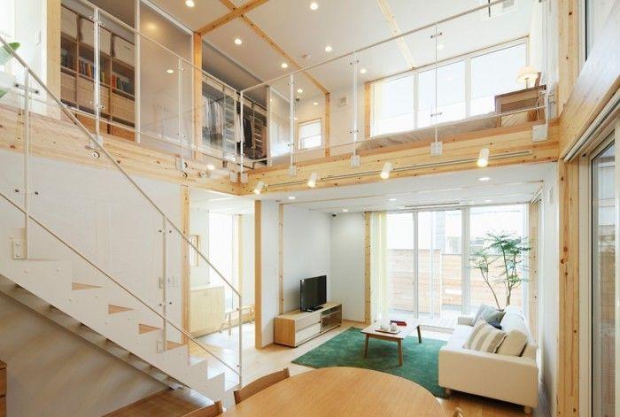 Japanese Style Interior Design Loft Interior Design Loft Interiors Loft Design