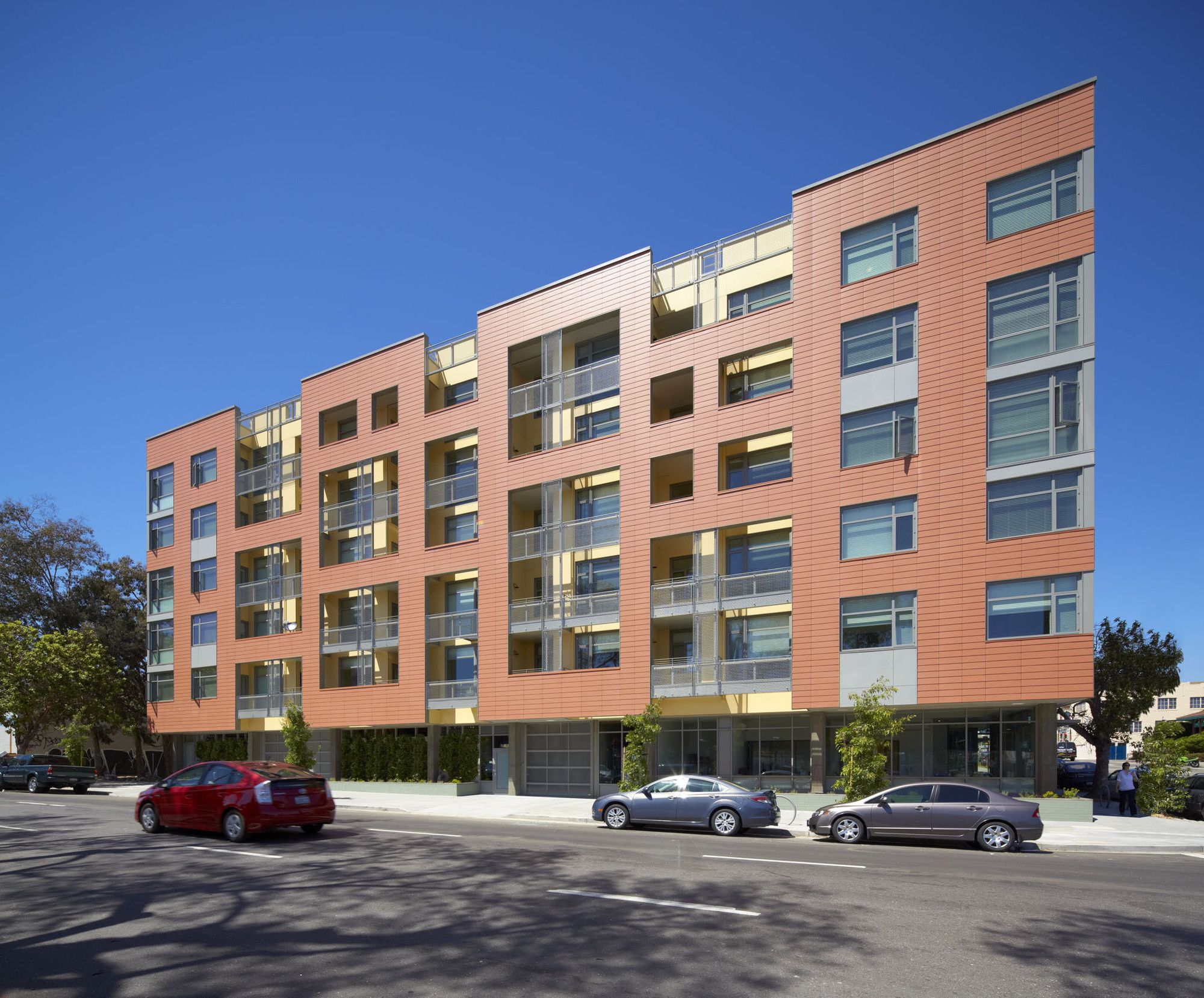 Gallery Of Aia Names 10 Most Impressive Houses Of 2014 5 Aia Senior Apartments Architect Magazine