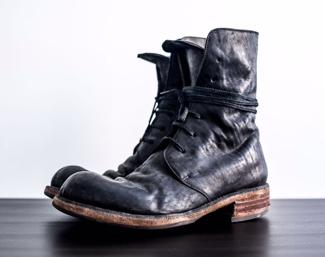 A1923 Aw14/15 Pt4 Scarred Cordovan | Shoes in 2019 | Shoe ...
