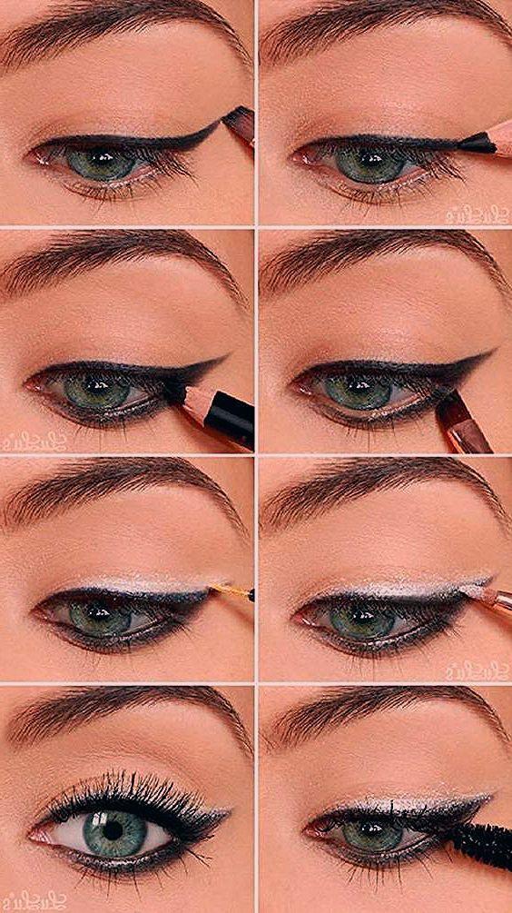 22 Didacticiel de maquillage pour les yeux Étape par étape