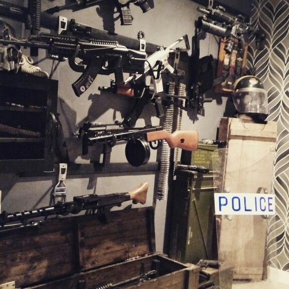 Pin By Ottmyster On Mancave: Airsoft, Guns, Man Cave
