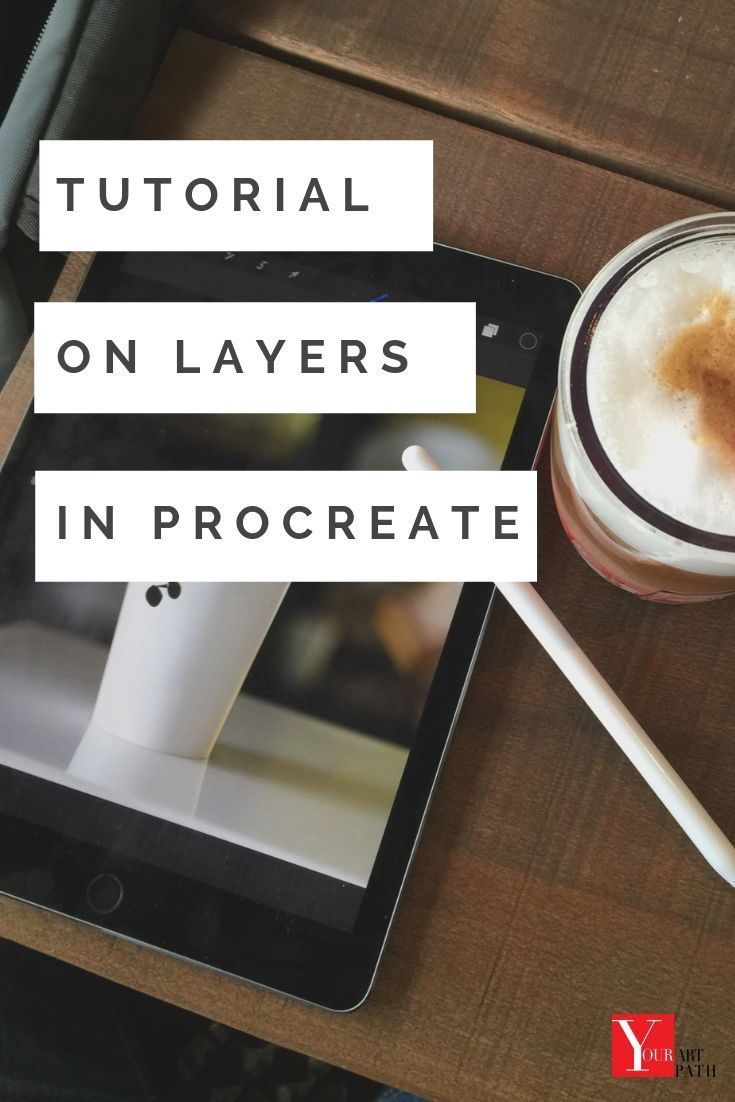 Procreate Layers Ultimate Tutorial (+ VIDEO)