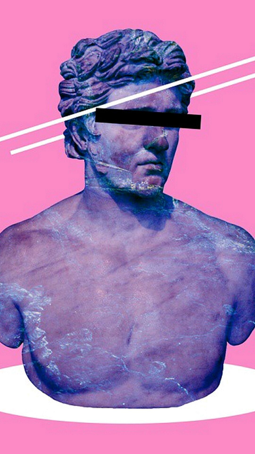 vaporwave wallpapers – ✖statues✖