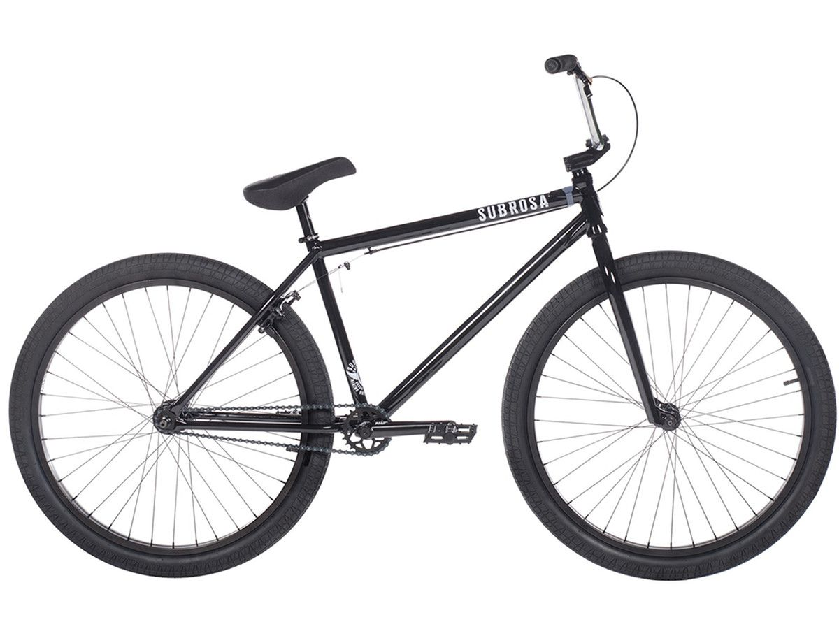 Subrosa Bikes Salvador 26 2018 Bmx Cruiser Bike Gloss Black 26 Inch Kunstform Bmx Shop Mailorder Worldwide Shippi Bmx Cruiser Cruiser Bike Bmx Shop