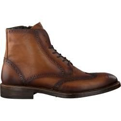 Photo of Giorgio laced boots He35641 brown men Giorgiogiorgio
