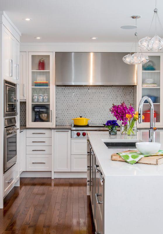 Atmosphere Interior Design | Saskatoon | Cool Kitchens | Pinterest ...