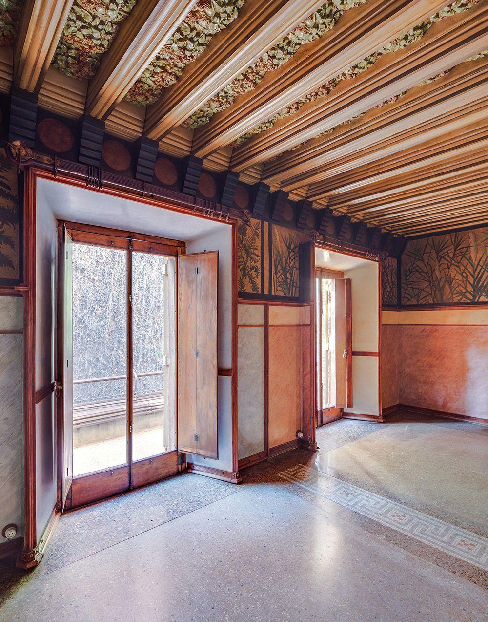 th century residence designed by architect antoni gaudi will soon be open to the public booooooom create inspire community art design music also rh pinterest