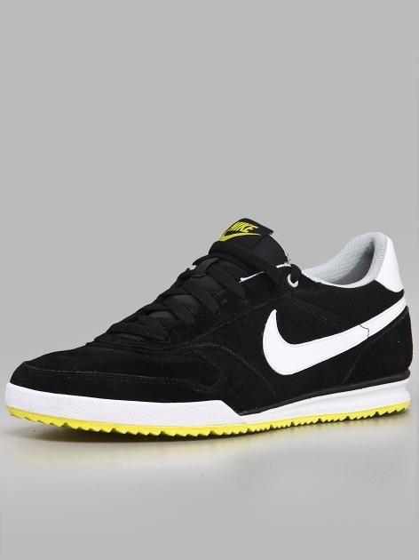 Nike Field Trainer Black White Sonic Yellow Wolf Grey | Hip
