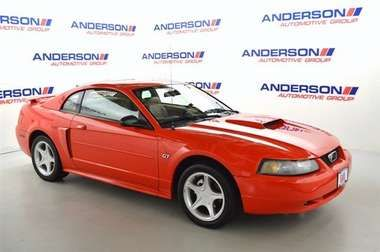 2001 Ford Mustang my old ride