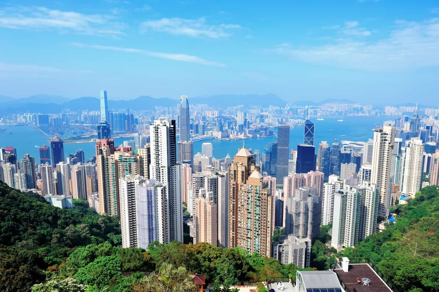 hong kong china the perfect itinerary for first timers travel rh pinterest com  hong kong what to do in a day