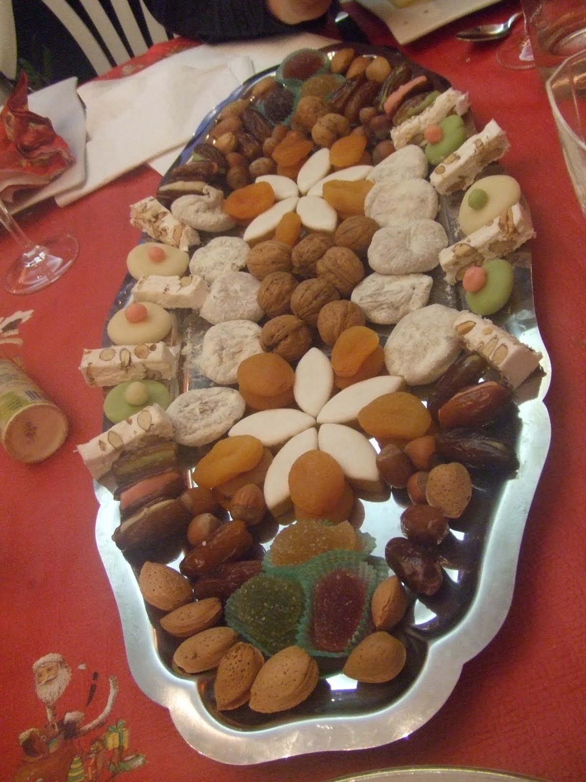 yummmmmy french christmas desserts aahh les calissons