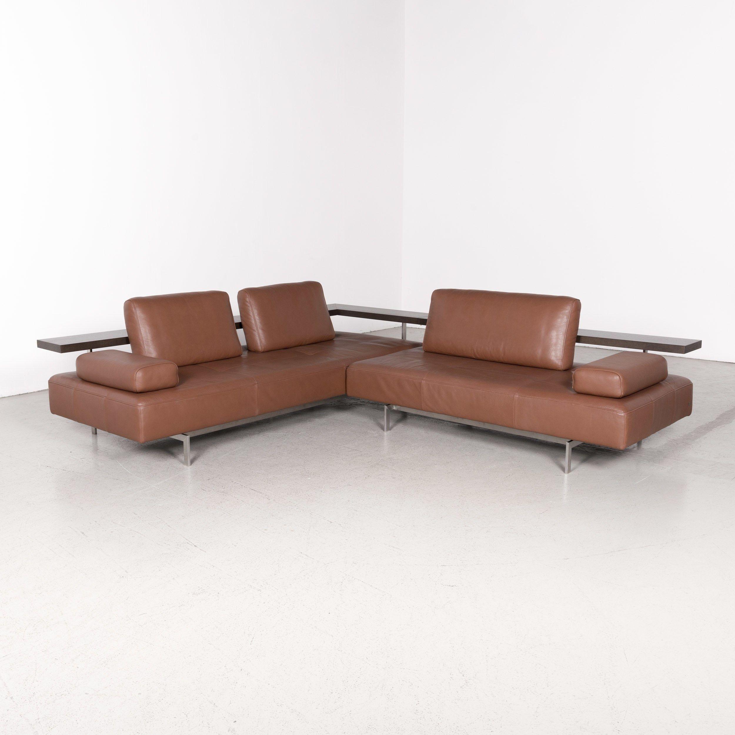 Dono Modular Sofa Rolf Benz Genuine Leather Rolf Benz Dono Designer