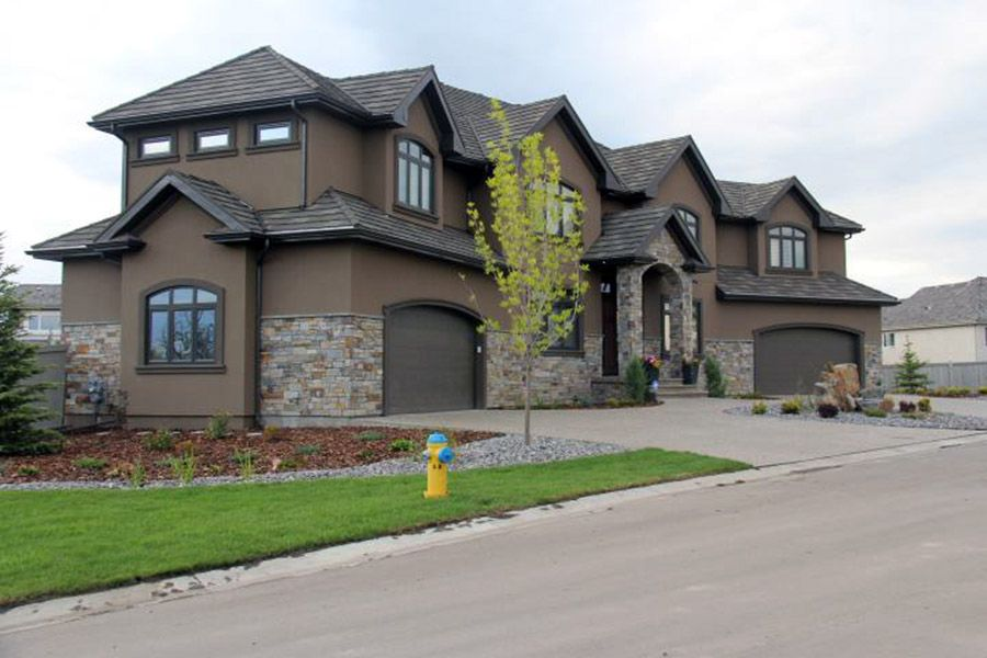 Exterior: Home Owner Project In Mclauhan Bluff. Browse This Edmonton