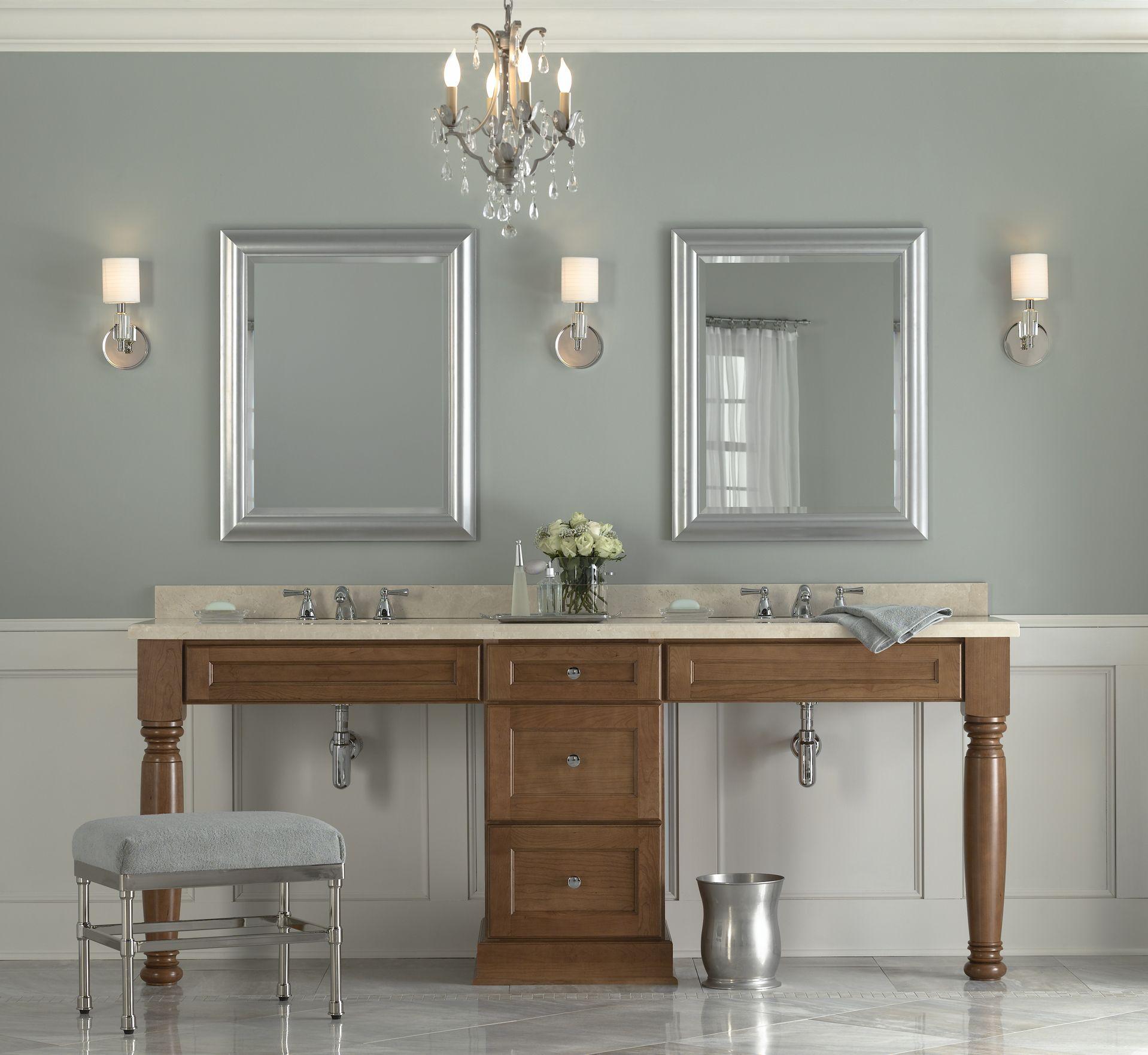 Bathroom Design Denver Adorable Hickory Hartford Harvest Stain With Chocolate Glaze Decorating Inspiration
