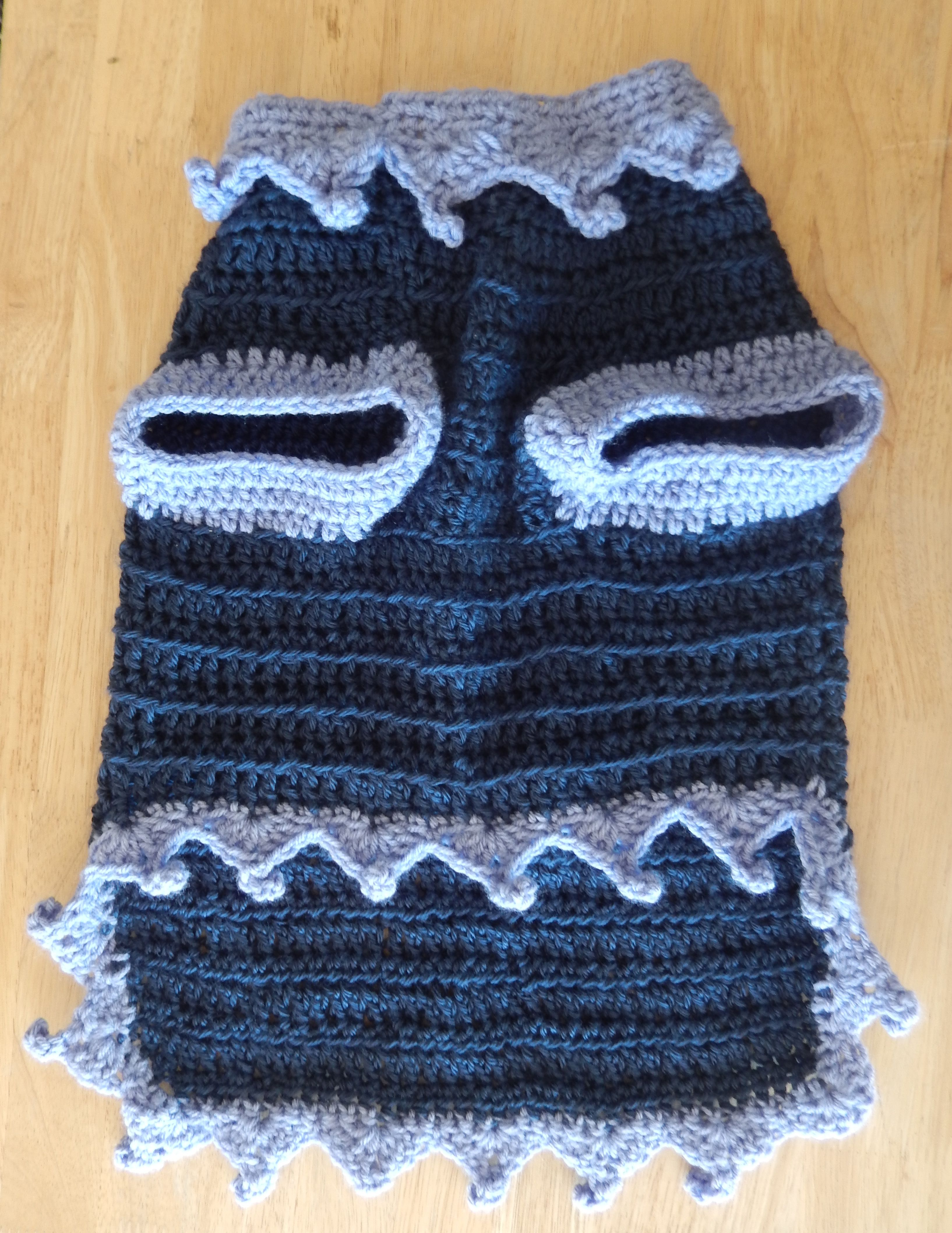 Crochet Dog Sweater | crochet | Pinterest | Crochet dog sweater ...