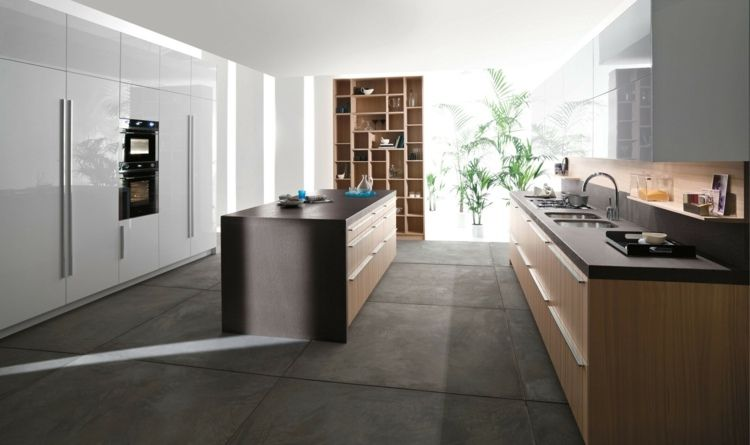 Snaidero USA Brings The Craftsmanship And Design Of Luxury Modern Italian  Kitchens   Including The Code Modern Kitchen U2013 To North And Central America.