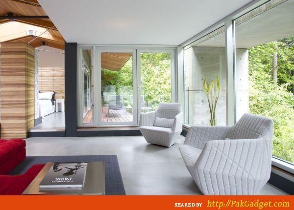 Modern Houses Interior Design Ideas 2014 - Gul Ahmed, Firdous Lawn ...