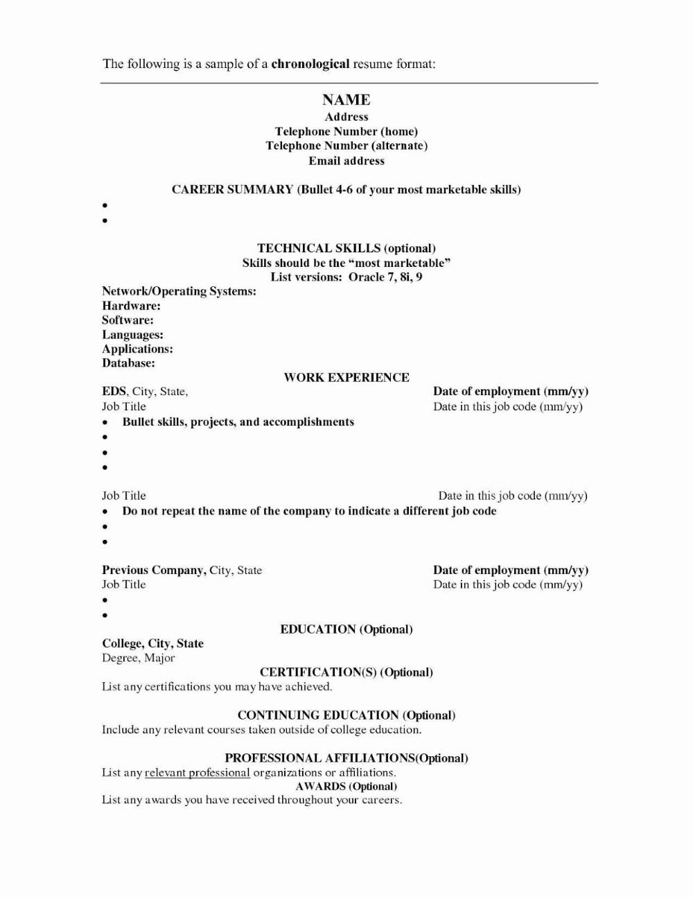 Best Resume Formats 2020 Academic resume sample, academic resume sample pdf, Academic