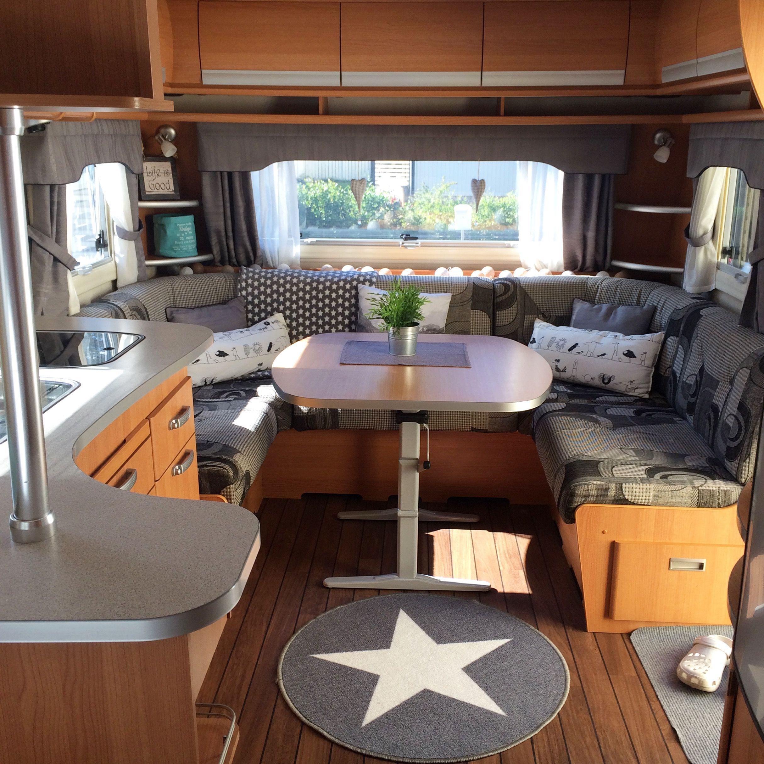 Our New Caravan Wohnwagen Tabbert Wohnwagen Renovieren Wohnen