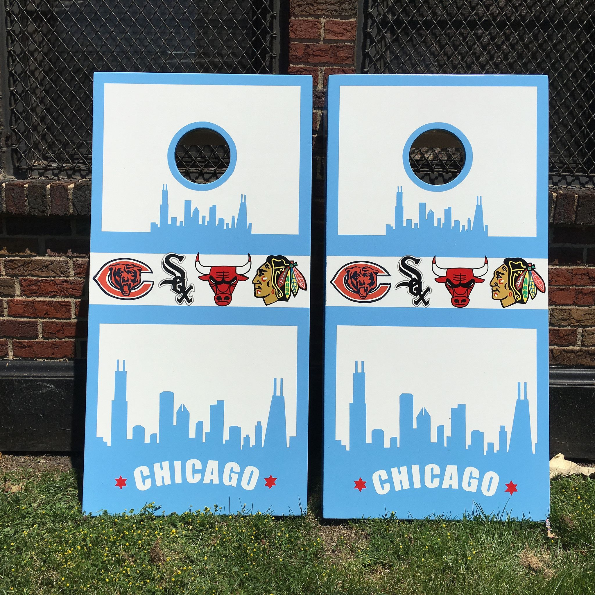 https://flic.kr/p/wppvuu | chicago bears, white sox, bulls, and
