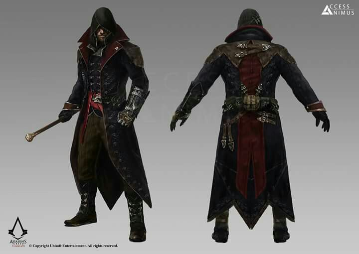 Assassin S Creed Syndicate Concept Art Access The Animus