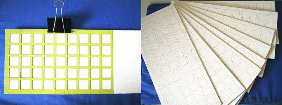 C mo hacer nuestra carta de colores al leo plantilla - Mezcla de colores para pintar ...