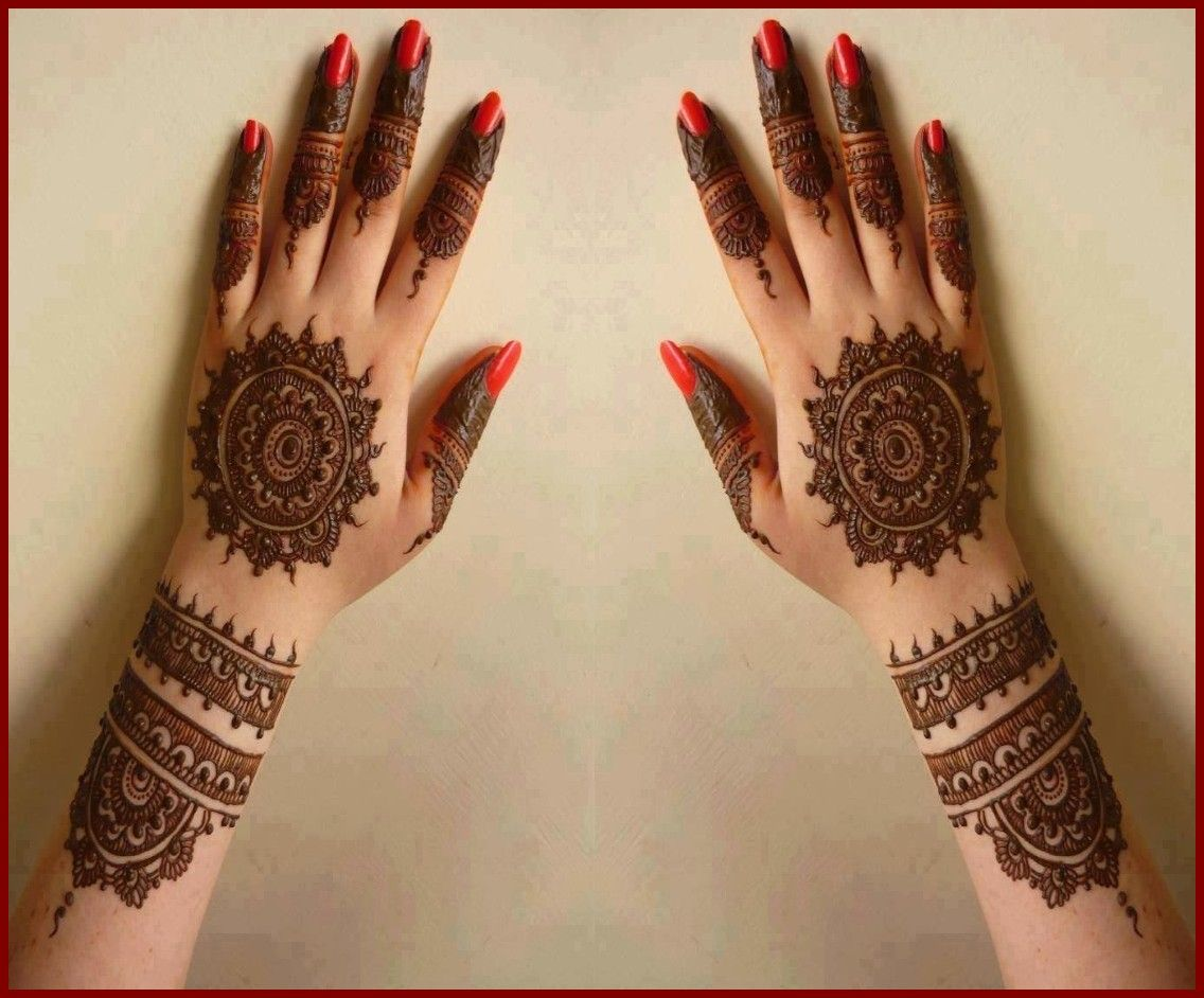 Arabic Mehndi Designs For Hand : Arabic mehndi designs for hands arabicmehndi mehndidesigns