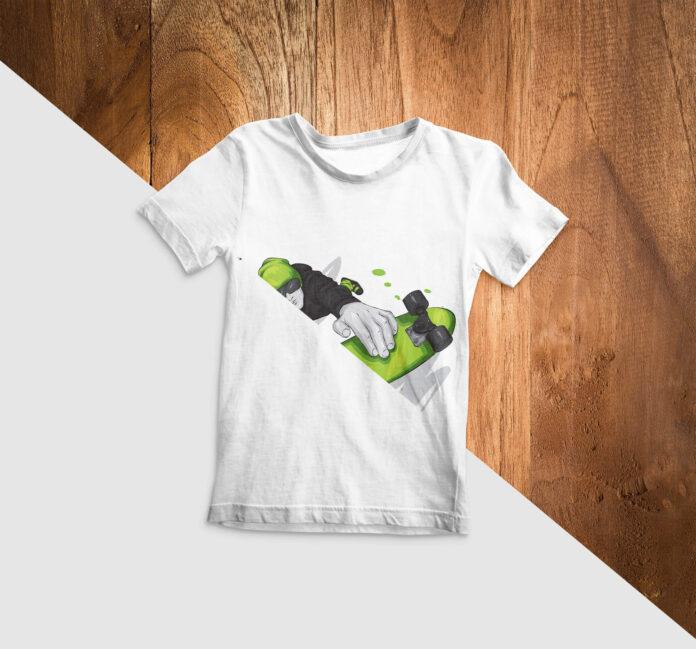 Download Free T Shirt For Kids Mockup Psd Template 3 Shirt Mockup Mockup Psd Mockup
