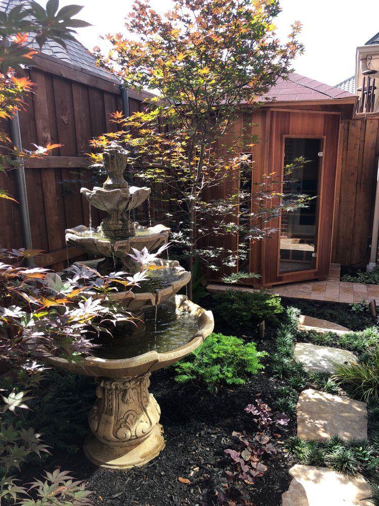 Garden Sauna Outdoor Decor Decor Outdoor